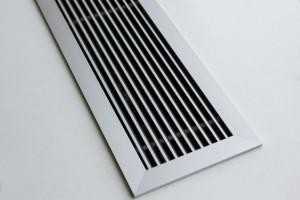 HVAC system floor vent