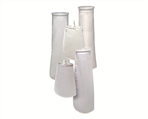 variety of standard liquid bag filters