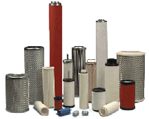 industrial filter supplier in North Carolina