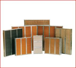 Industrial Panel Air Filters