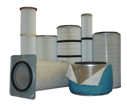 Turbine & Dust Collector Filters